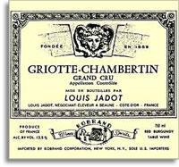 2012 Domaine/Maison Louis Jadot Griottes-Chambertin