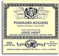 2009 Domaine/Maison Louis Jadot Pommard Rugiens