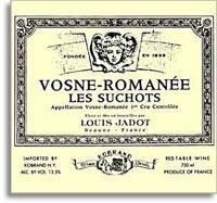 2011 Domaine/Maison Louis Jadot Vosne-Romanee Les Suchots