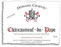 2011 Domaine Charvin Chateauneuf Du Pape