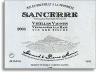 2011 Gerard & Pierre Morin Sancerre Vieilles Vignes