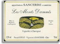 2011 Pascal Cotat Sancerre Les Monts Damnes