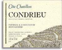 2011 Patrick Et Christophe Bonnefond Condrieu Cote Chatillon
