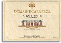Vv Domaine Carneros Pinot Noir Carneros