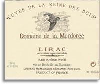 2003 Domaine De La Mordoree Lirac Rouge Cuvee De La Reine Des Bois