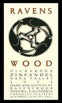 2008 Ravenswood Winery Zinfandel Dickerson Vineyard Napa Valley