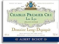 2010 Domaine Long Depaquit Albert Bichot Chablis Les Lys