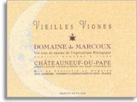 2010 Domaine de Marcoux Chateauneuf-du-Pape Vieilles Vignes