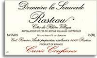 2010 Domaine La Soumade Rasteau Cuvee Confiance