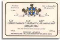 2007 Domaine Leflaive Bienvenues-Batard-Montrachet