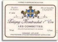 2011 Domaine Leflaive Puligny-Montrachet Les Combettes
