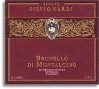 2001 Tenute Silvio Nardi Brunello Di Montalcino