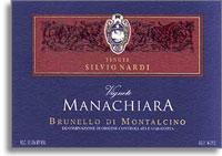 2010 Tenute Silvio Nardi Brunello di Montalcino Vigneto Manachiara