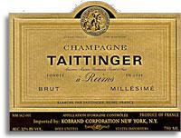 2004 Taittinger Brut Millesime