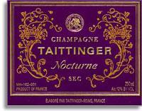 NV Taittinger Nocturne Sec