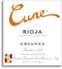 2006 CVNE (Cune) Rioja Crianza