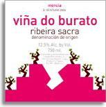2012 D. Ventura Vina do Burato Ribeira Sacra