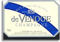 1996 De Venoge Brut Blanc De Blancs