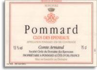 1996 Domaine Comte Armand Pommard Clos Des Epeneaux