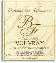 2013 Domaine des Aubuisieres(Bernard Fouquet) Vouvray Cuvee de Silex