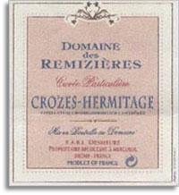 2010 Domaine des Remizieres Crozes-Hermitage Cuvee Particuliere