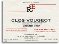 2003 Domaine Rene Engel Clos Vougeot