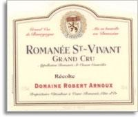 2006 Domaine Robert Arnoux Romanee Saint-Vivant