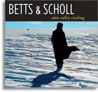 2009 Betts & Scholl Riesling Eden Valley