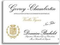 2012 Domaine Denis Bachelet Gevrey-Chambertin Vieilles Vignes