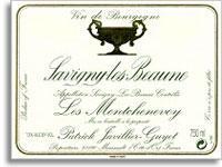 2010 Domaine Patrick Javillier Savigny-les-Beaune Les Montchenevoy