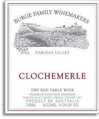 2002 Burge Family Winemakers Clochemerle Barossa Valley
