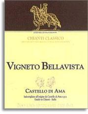 2007 Castello Di Ama Chianti Classico Vigneto Bellavista