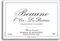 2012 Domaine De Montille Beaune Les Perrieres