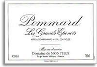 2011 Domaine De Montille Pommard Les Grands Epenots