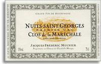 2011 Domaine Jacques-Frederic Mugnier Nuits-Saint-Georges Clos de la Marechale