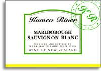 2009 Kumeu River Sauvignon Blanc Marlborough