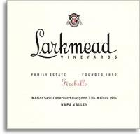 2003 Larkmead Firebelle Proprietary Red Wine Napa Valley