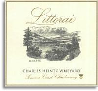 2010 Littorai Chardonnay Charles Heintz Vineyard Sonoma Coast