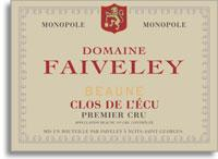 2009 Domaine Faiveley Beaune Clos de l'Ecu