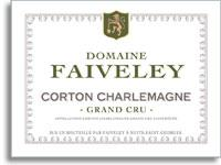 2010 Domaine Faiveley Corton-Charlemagne