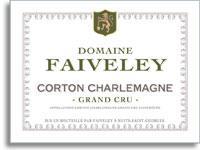 2009 Domaine Faiveley Corton-Charlemagne