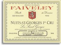 2011 Domaine Faiveley Nuits-Saint-Georges Les Saint-Georges