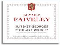 2010 Domaine Faiveley Nuits-Saint-Georges Aux Vignerondes