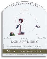 2011 Domaine Marc Kreydenweiss Riesling Kastelberg