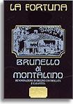 2008 La Fortuna Brunello Di Montalcino