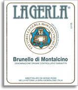 2005 La Gerla Brunello Di Montalcino