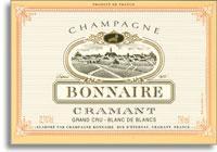 2004 Bonnaire Brut Blanc De Blancs Cramant Grand Cru