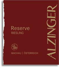2014 Leo Alzinger Riesling Reserve