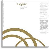 2005 Hazyblur Wines Shiraz Mclaren Vale
