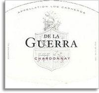 2010 Hyde De Villaine (HDV) Chardonnay de la Guerra Carneros
